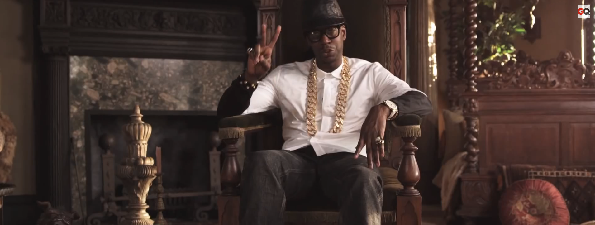 "GQ Web Series ""Most Expensivest Shit"" featuring 2 Chainz"