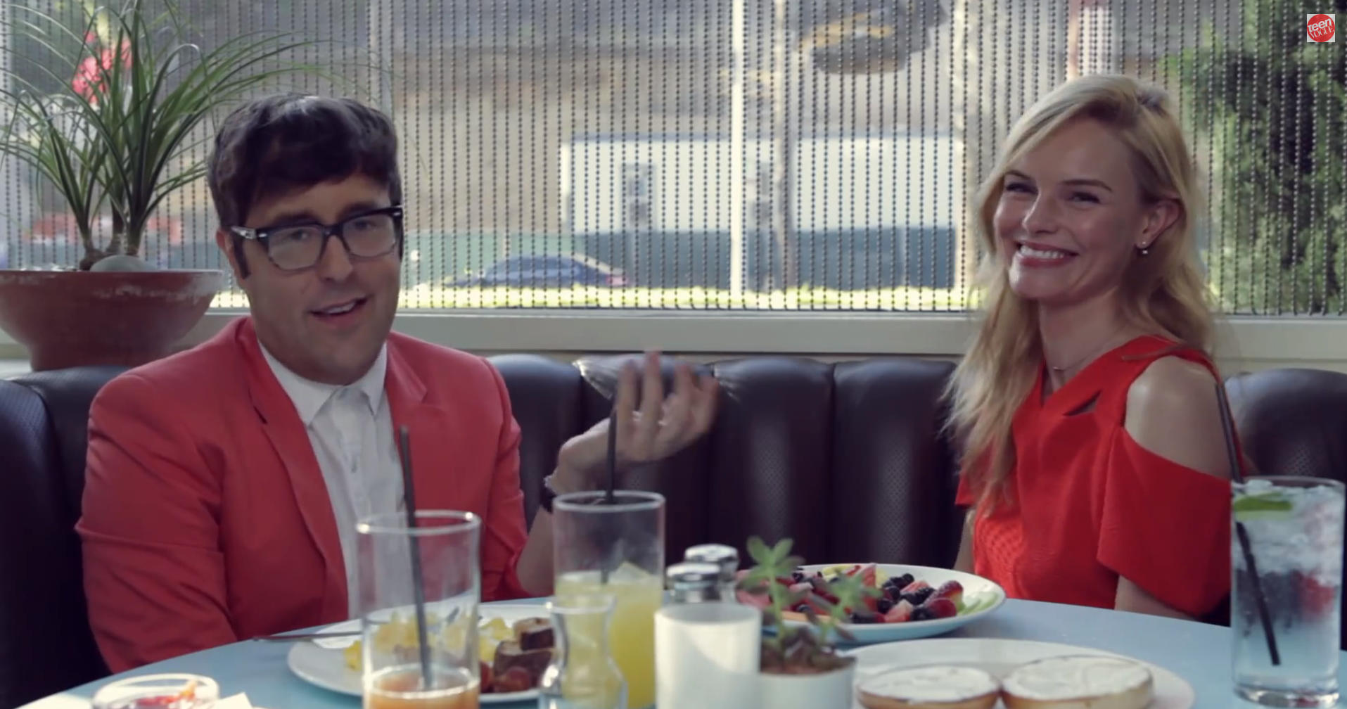 "Teen Vogue Web Series ""Breakfast with Bevan"""